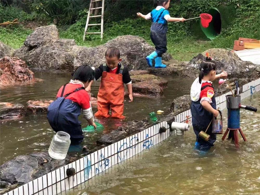 """温州市第十六幼儿园 活动剪影 温十六幼:""""温州游戏""""体"""